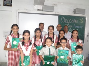 Class Decoration & Poem Competition for Swachh Bharat Abhiyan