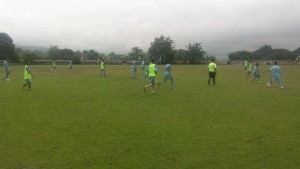 Students Football Match
